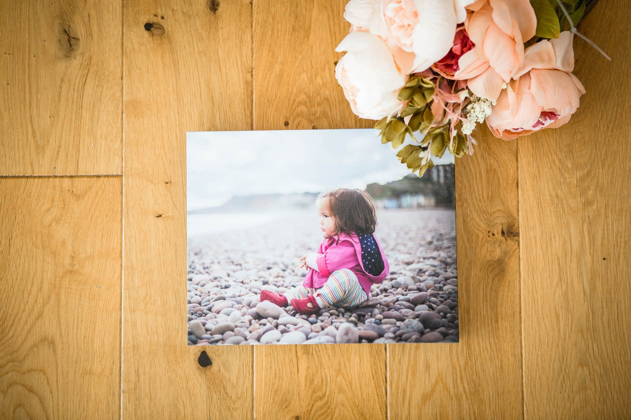 family photographer bath canvas