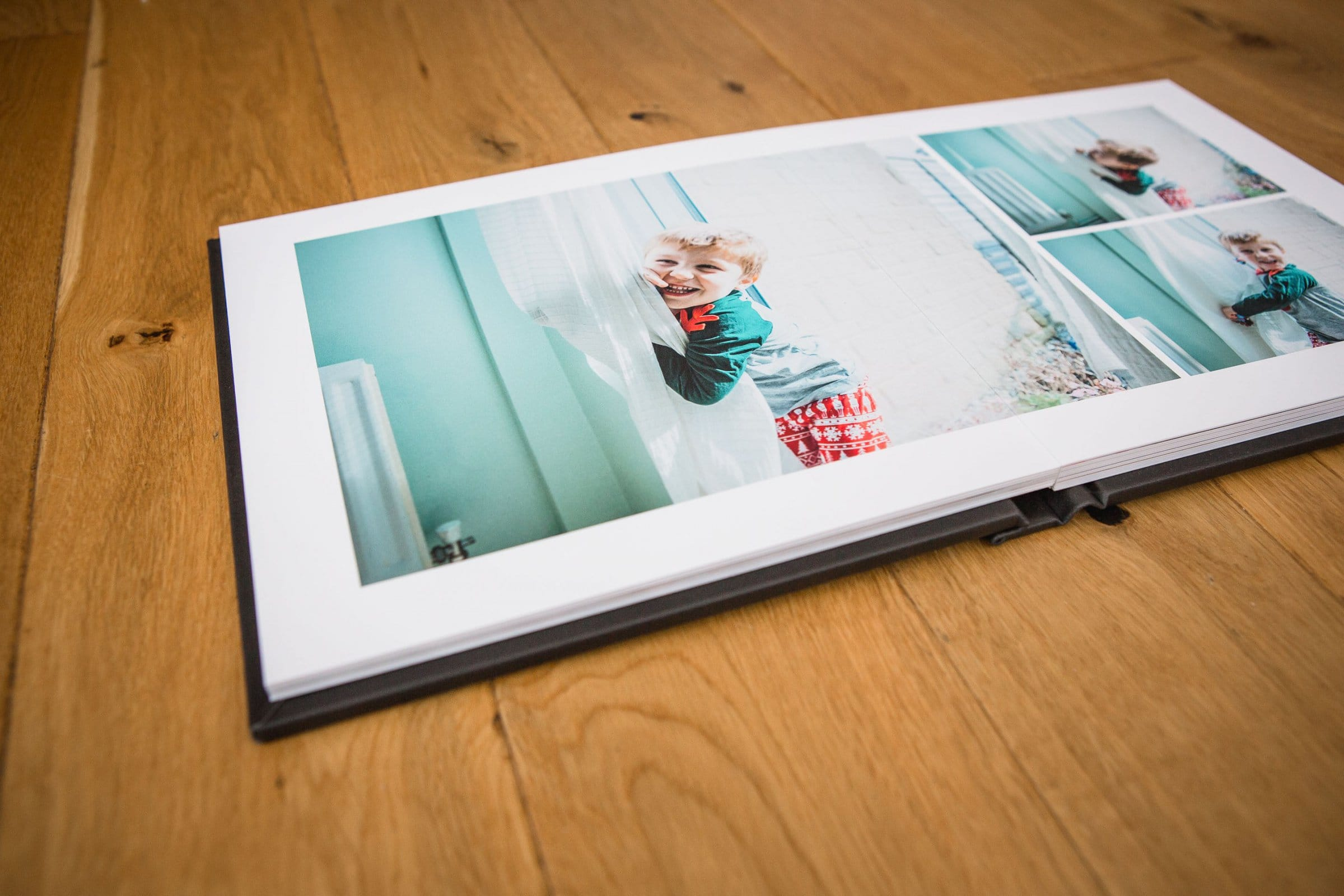 family photographer bath booklet